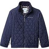Columbia Jacket Whirlibird II Interchange-Chaqueta, Bright Geranium Smorgas Berg, XS para Niñas