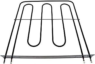 Resistencia de lenguado (inferior) fx4437e31 ump501e1 ump511e1 ump512 horno de dietrich fm4827u2