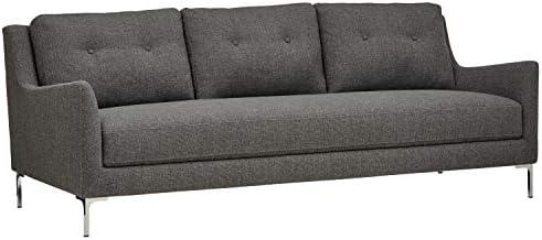 Best Amazon Brand – Rivet Abel Modern Contemporary Sofa, 81