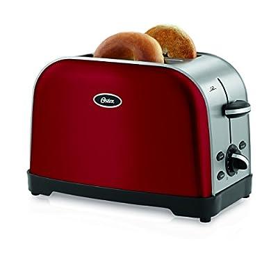 Oster Brushed 2-Slice Toaster