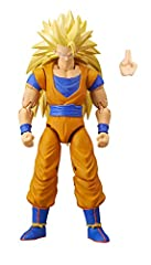 Goku achieved the ultimate level of Super Saiyan with a power multiplied 400 times from his previous form. The stage was the result of years of discipline and intensive training in the Other World. Well worth the effort, his new form can hold an unli...