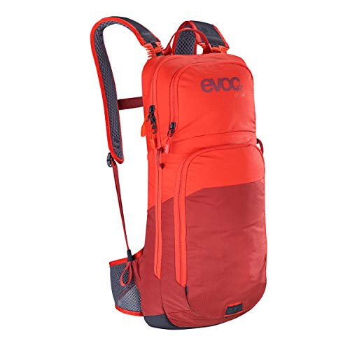 evoc CC 10l Trinkrucksack, Orange/Chili Red, one Size
