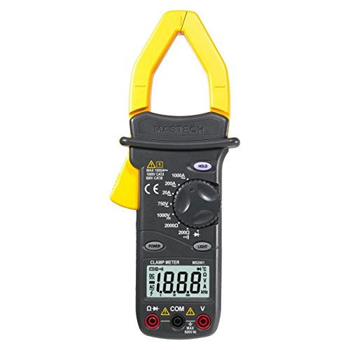 Mastech MS2001 Digital AC/DC Clamp Meter