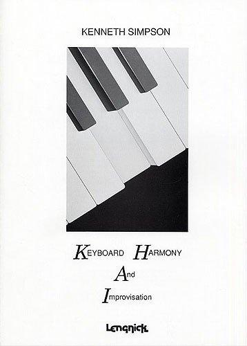 Toetsenbord Harmonie en Improvisatie - Toetsenbord - Boek