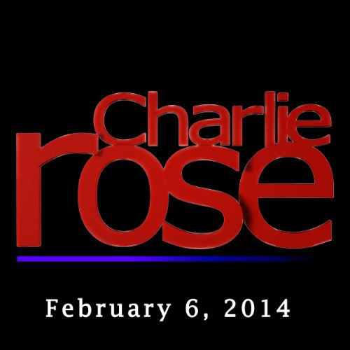 Charlie Rose: George Clooney and Grant Heslov, February 6, 2014 cover art