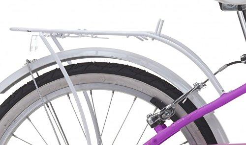 Bicicleta Cinzia Candy de niña, estructura de acero, cambio de 6 ...