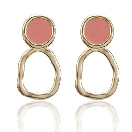 ERDING SP625 Elegant/sieraden/modeohrringen voor/geometrisch/schattig/goud/vintage/oorbellen met hanger voor dames 3328