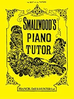 Smallwood's Piano Tutor. For Piano. Method/instruction; Piano Method. Faber Edition.