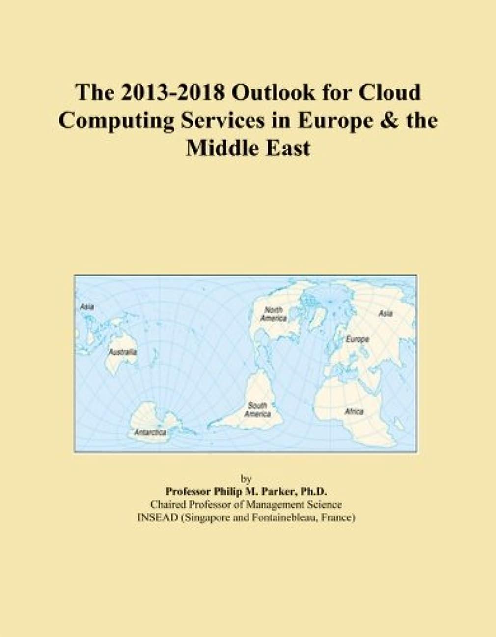 オズワルドパートナー赤外線The 2013-2018 Outlook for Cloud Computing Services in Europe & the Middle East