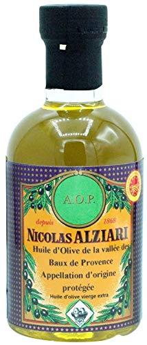 Nicolas Alziari - Olivenöl Extra Vierge aus Les Baux-de-Provence AOP im 200 ml Glasflakon
