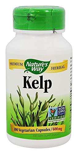 Nature's Way Kelp - 100 Capsules