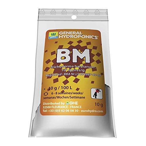 Fortifiant biologique Bioponic Mix BM 10 g - GHE