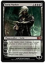 Magic: the Gathering - Sorin Markov - Magic 2012 - Foil