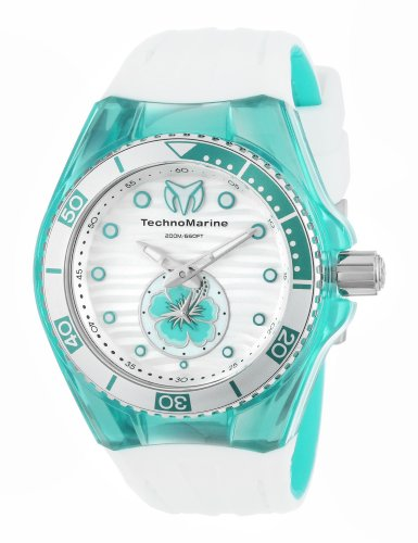 TechnoMarine Women's 113021 'Cruise Beach' Stainless Steel Watch