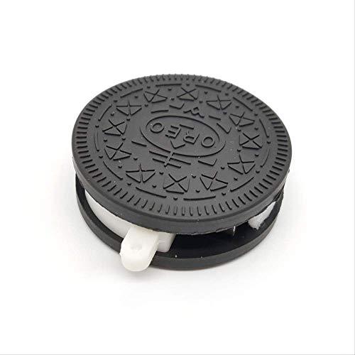 USB flashstations Grote witte konijn chocolade creatieve 32G Oreo vorm meisje schattig persoonlijkheid zwart