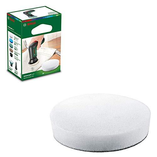 Bosch Melamin-Schaumstoffpad für Akku Reinigungsbürste UniversalBrush (3 Stück enthalten, im Karton)