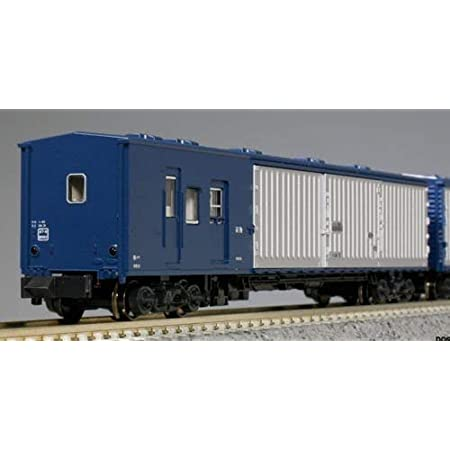 KATO Nゲージ 郵便・荷物列車 東海道・山陽 6両セット 10-899 鉄道模型 客車