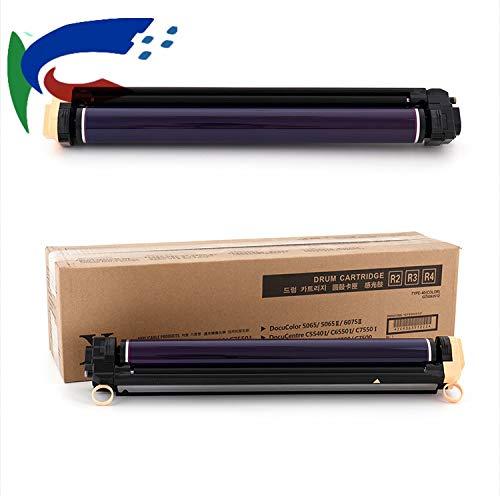 Piezas de impresora compatibles con tambores ópticos magenta amarillo cian para xerox docucolor 240...