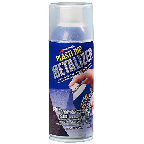 Plasti Dip 11210Folienspray, abziehbar, Metallic Silber