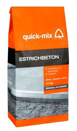 Quick-Mix Estrichbeton 10 kg