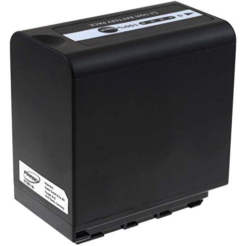 Powery Batería para Panasonic VW-VBD58