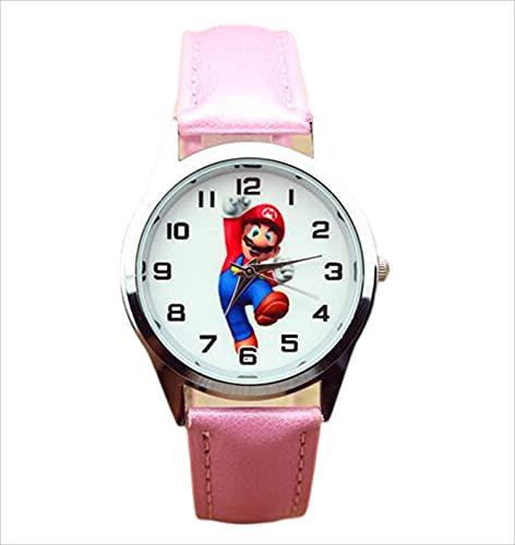 XINGAN Reloj Moda Unisex Tela de Nailon niños Reloj Deportivo Fino Estudiantes Lienzo Vestido de Cuarzo Reloj de Pulsera Casual Relogio