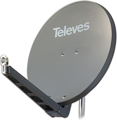 Televes S85QSD-G 10.7 - 12.75GHz Graphite antenne Satellites - Antennes Satellites (10,7 - 12,75...