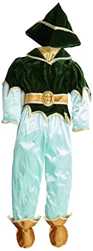 Dress Up America Costume de Peter Pan de luxe