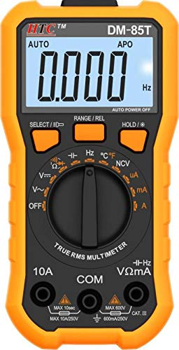 HTC Instruments Digital Multimeter with 6000 Count