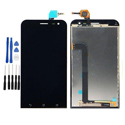 ixuan para ASUS ZenFone 2 Láser ZE500KL Z00ED Pantalla LCD Negro Pantalla Táctil Digitalizador Reemplazo Repuesto de Reparación y Herramientas