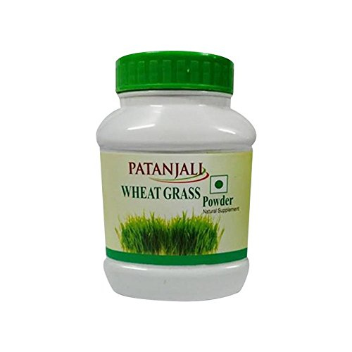 PATANJALI Wheatgrass Powder Health Drink, 100g