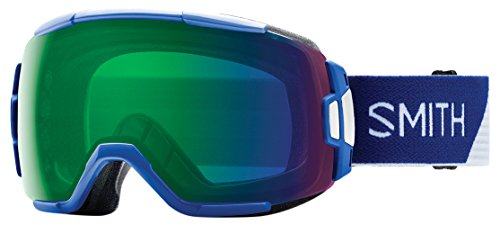 Smith Erwachsene Vice Skibrille, Kleinbluespl, M