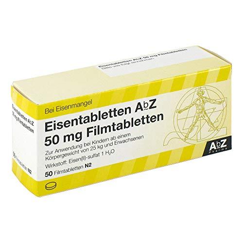 AbZ Pharma GmbH -  Eisentabletten AbZ
