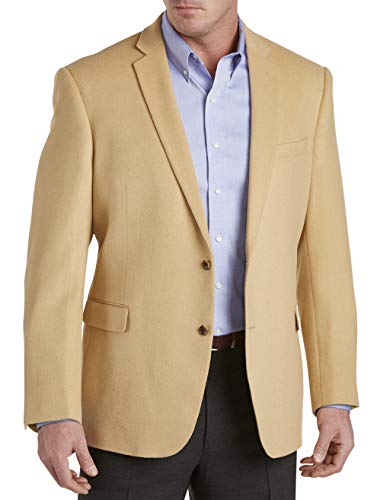 Jean-Paul Germain 100% Camel Hair Sportcoat Tan