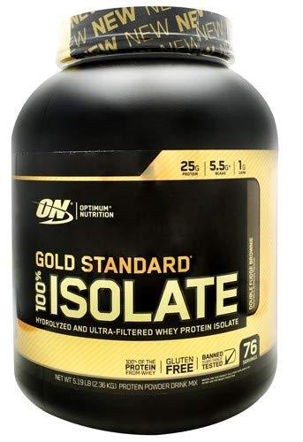 Gold Standard 100% Isolate (Optimum Nutrition)