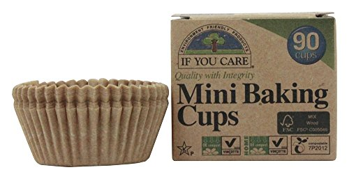 If You Care Baking Cup Mini, 90 ct