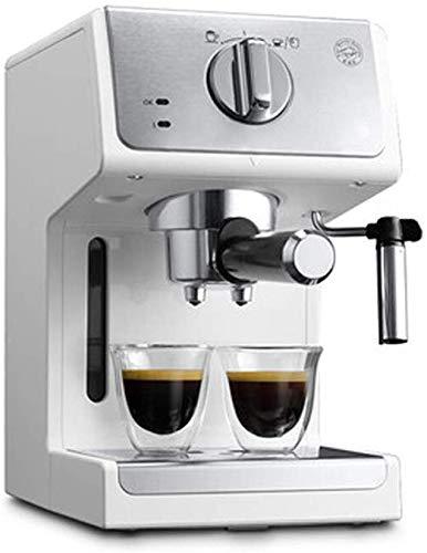 Dsnmm Koffiemachine Italiaans Thuis Kleine Kantoor Volledige Semi-Automatische Stoom Melk Schuim Timer Koffie Machine Gemakkelijk schoon te maken