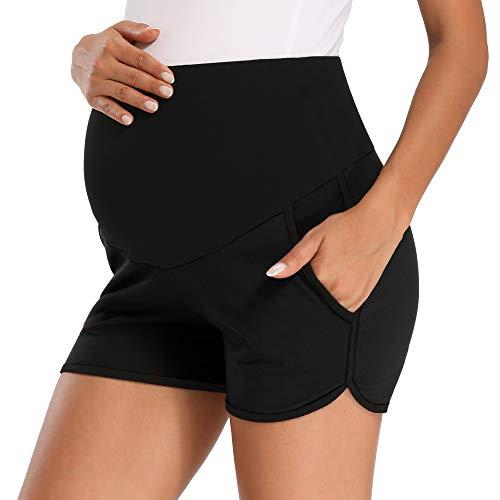 fitglam Women's Maternity Shorts...