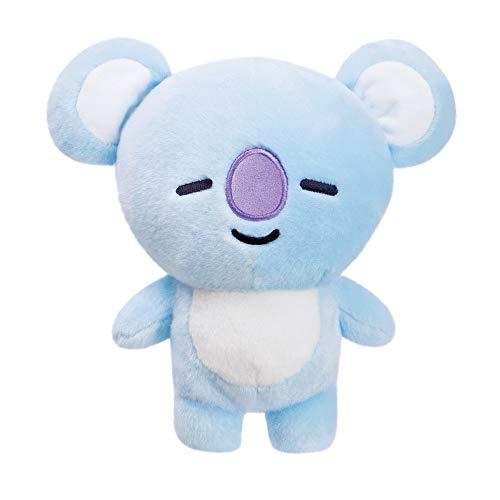 AURORA BT21 Producto Oficial Koya Soft Toy, Mediano, 61320, Azul