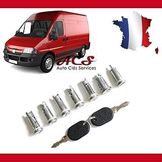 KIMISS 5 bagages Campeur de Porte,Loquet de Porte de Loquet pour Camping-car RV Camper Trailer Bagages de voyage