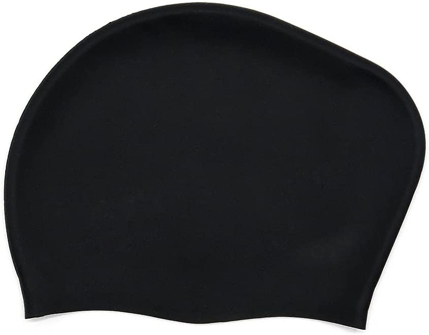Max 67% OFF LILINGJIA High-Elastic Silicone Hood Sales results No. 1 Long Hair Cap Swimming Wate