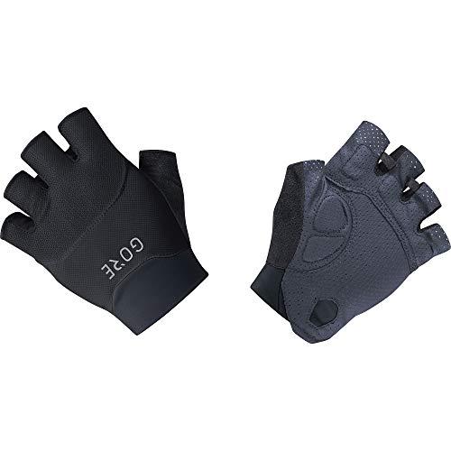 GORE Wear C5 Unisex Kurzfingerhandschuhe, 10, Schwarz
