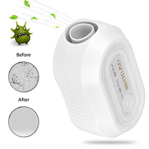 YYEWA CPAP-Reiniger-Ozon-Sterilisator Desinfector-Sanitizer-schlafloser Schlaf-Gesundheitswesen