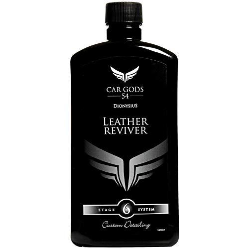 Car Gods 54 Leather Reviver