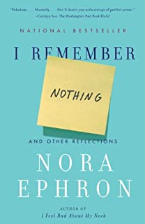 Best I Remember Nothing Review