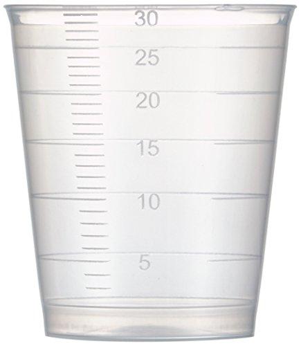 NeoLab 2-0110 beker van PP, 30 ml, naturel (75 per verpakking)