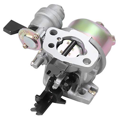 GX160 Carburetor for GX160 GX168F 5.5HP GX200 6.5 HP Engine Homelite Pressure Washer 179CC 180CC DJ165F 2700PSI 2.3GPM UT80522D Harbor Freight Predator 212cc 16100-ZH8-W61 16100-ZH7-W51 Carb
