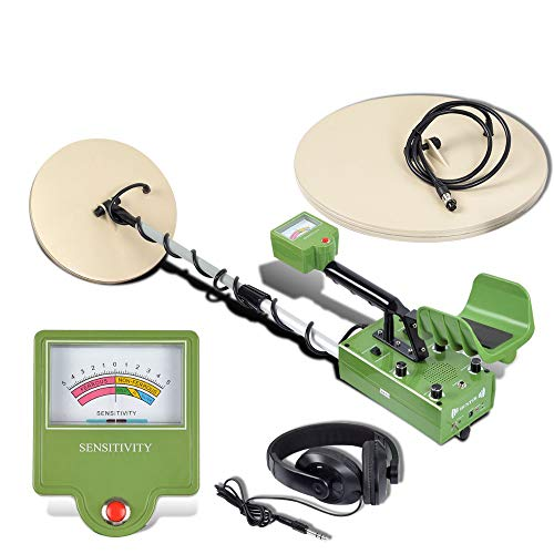 Amazing Deal ANLW Search Underground Metal Detector Professional Gold Detector Wiring Treasure Hunte...