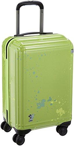 [エース] スーツケース サーフィンミッキー 機内持込可 機内持込可 32L 47cm 3.3kg 06121 04 ライムグリーン
