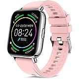 Judneer Smartwatch Mujer, 1.69'' Reloj Inteligente Rosa IP67...